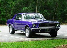 Purple Mustang 0509090936 by Patrick Feller, via Flickr