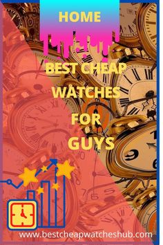 Welcome to the Best Cheap Watches for guys. We're dedicated to providing you the best of our info. #menstyle #womenswatches #usawatches #affordable #unique #collection #wristwatches #menswatches #watches #watchcollectors #collectors #watchoftheweek #watchfam #watchaddict #dailywatch #waterproofwatches #watchesforswimming #watcmania #luxury #classy #fashionwatches #smartwatches #sportswatches #timexwatches #seikowatches #swisswatch#diverswatches Best Cheap Watches, Cool Watches, Watches For Men, Timex Watches, Seiko Watches, Wristwatches, Sport Watches, Fashion Watches