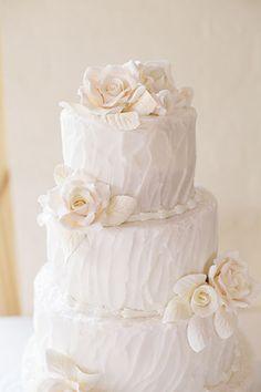 classic white cake | Kt Crabb