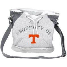 Tennessee Volunteers Ladies Ash Hoodie Duffel Bag #Fanatics