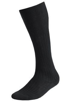 ¡Consigue este tipo de calcetines hasta la rodilla de Falke ahora! Haz clic para ver los detalles. Envíos gratis a toda España. Falke BRISTOL PURE Calcetines hasta la rodilla dark navy: Falke BRISTOL PURE Calcetines hasta la rodilla dark navy Ropa   | Material exterior: 100% lana | Ropa ¡Haz tu pedido   y disfruta de gastos de enví-o gratuitos! (calcetines hasta la rodilla, knee, rodillas, kniestrümpfe, calcetas deportivas, chaussettes aux genoux, calzini al ginocchio)