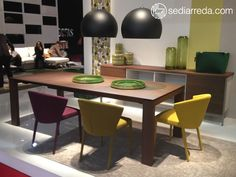 Calligaris dining room