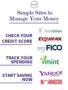 Finance Sites for Money Management