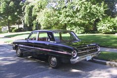 Ford falcon futura 1963   Photos: Mad about motors: 1960s American steel