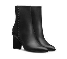 a81f482d65 Hermes Proof ankle boots in calfskin and suede goatskin - £1,030 Collezione  Di Scarpe,