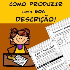 COMO PRODUZIR UMA BOA DESCRIÇAO.fw