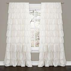 Lush Decor Ruffle Window Panel - 50'' x 84'' Kohls