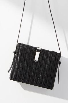 2dc326fb997 Rachel Comey Rona Woven Crossbody Bag