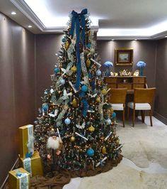 44 árvores de Natal de internautas enviadas pelo Facebook - Casa