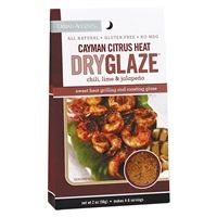 I've single-handedly taken my grilling from blah to wowza with this Cayman Citrus Dry Glaze.  Love all the glazes from Urban Accents, tho.  Good stuff.