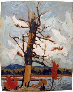 Tom Thomson - The Dead Pine