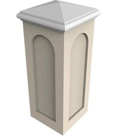 The other sign company offers quality stucco columns for any decor work. Call us at 2483940209 for Low Cost stucco columns. Fence Wall Design, Wooden Door Design, Wooden Doors, Faux Brick, Faux Stone, Brick Columns, Gate Post, Faux Panels, House Outside Design