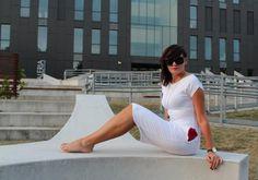 White Jeans, Sneakers, Pants, Etsy, Dresses, Fashion, Tennis, Trouser Pants, Vestidos