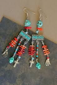 Wild Child Chandelier Earrings Skull Frida Kahlo by crowshadow 42 Liz Mester Stoddard these are made for you Skull Earrings, Skull Jewelry, Chandelier Earrings, Beaded Earrings, Jewelry Art, Beaded Jewelry, Handmade Jewelry, Gold Earrings, Jewelry Ideas
