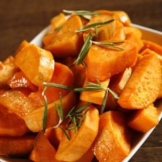 Sweet potatoes are slow-burning, high-fibre. Rich in vitamins B6, C, E and potassium makes them an excellent 'beauty food' as well as aiding weight loss.