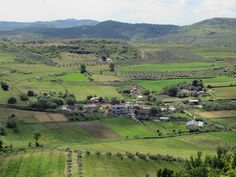 The fertile plain around Apollonia, Albania, provided food for the ancient Greek and Roman cities. In antiquity large flocks of sheep were kept here. Roman City, Albania, Ancient Greek, Palermo, Fertility, Sheep, Cities, Golf Courses, Coastal