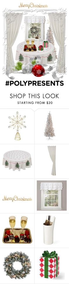 """""""#PolyPresents: Dinner Party"""" by cosmoslvr ❤ liked on Polyvore featuring interior, interiors, interior design, home, home decor, interior decorating, John Lewis, Avanti, HiEnd Accents and Lush Décor"""