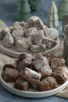 Dream pieces with chocolate Christmas Snacks, Christmas Baking, Easy Biscotti Recipe, Corn Flakes, Dessert Recipes, Desserts, Sweet And Salty, Chocolate, Cake Cookies