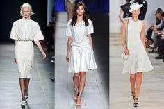 Így öltözz stílusosan tetőtől-talpig fehérbe! #fashionfave #style