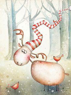 Fairytales for Gabriel, illustrations by Agnieszka Szuba - ego-alterego.com