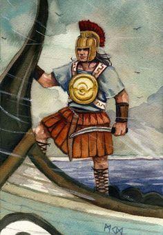 Illyrian warrior #Albania #Kosovo #Illyria