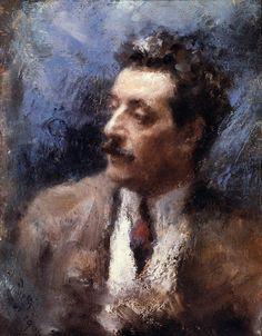 Art is a kind of illness.  ~Giacomo Puccini  Image: HERE