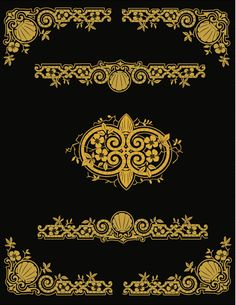 Resultado de imagem para Singer Decals for Restorations Victorian Design Sewing Tattoos, Printable Border, Sewing Machine Accessories, Antique Sewing Machines, Tatting Patterns, Gold Ink, English Paper Piecing, Sewing Notions, Vintage Buttons