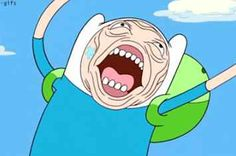 Create your own images with the Finn from adventure time meme generator. Adventure Time Meme, Adventure Time Wallpaper, Adventure Time Characters, Cartoon Memes, Cartoon Pics, Funny Profile Pictures, Funny Pictures, Desenhos Cartoon Network, Funny Expressions