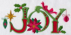 Machine Embroidery Designs at Embroidery Library! - Color Change - H7339 - 4 sizes