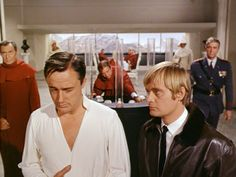 """The Diary of Napoleon Solo & Illya Kuryakin - Part 2 of 3 virginiamccooley: """" 1966 - The Third Year Things start weird again. Spy Shows, 60s Tv Shows, Robert Vaughn, Man From Uncle Tv, Napoleon Solo, The Originals Show, History Of Television, David Mccallum"""