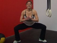 Thinner thighs and legs workout video...this chic has a GREAT fitness site and youtube channel!!!