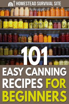 Pressure Canning Recipes, Home Canning Recipes, Cooking Recipes, Chili Canning Recipe, Jalapeno Canning, Pressure Cooking, Easy Canning, Canning Tips, Canning Process