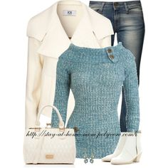 """""""Light Colors for Fall"""" by stay-at-home-mom on Polyvore"""