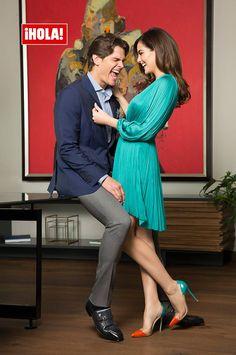 EXCLUSIVA: Ximena Navarrete y Juan Carlos Valladares ¡se han comprometido!