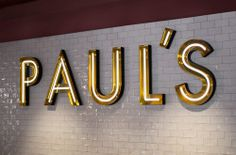 "thisiscommonground: "" PAUL's """