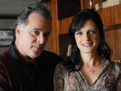 Tony Ramos e Denise Fraga contracenam pela primeira vez (Foto: Zé Paulo Cardeal/ TV Globo) | #AMulherDoPrefeito | TV Globo