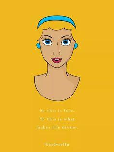 20 Ideas Quotes Disney Princess Aurora Cinderella For 2019 Disney Pixar, Disney Movie Songs, Disney E Dreamworks, Arte Disney, Disney Fan Art, Disney Quotes, Disney Love, Disney Magic, Disney Bound
