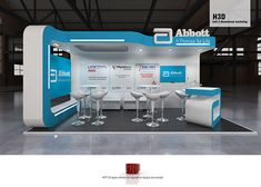 A full custom exhibit for Abbott Laboratories South Africa at the World Congress of Pediatric Cardiology and Cardiac Surgery held at the CTICC in Cape Town. Exhibition Stall Design, World Congress, Cardiology, Pediatrics, Cape Town, Surgery, South Africa, Behance, Marketing