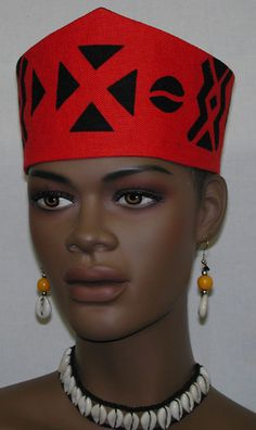 e7a2854c06f Will be getting me a kente kufi hat! African Hats