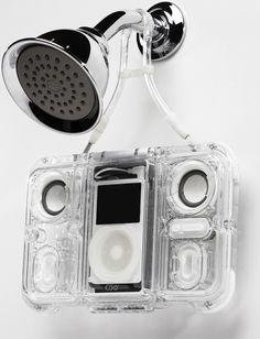 ICarta   IPod Dock / Toilet Paper Holder | Ipod Dock, Toilet Paper And  Toilet