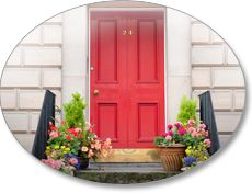 Paint Doors (how to paint metal doors)