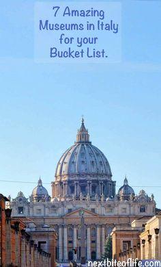7 bucket list worthy