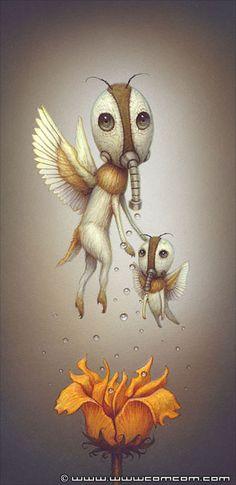✯ Nectar .. Artist Naoto Hattori✯