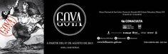 Los Disparates de Goya ya se presenta en el Museo Nacional de San Carlos de martes a domingo con un horario de visita de 10 am a las 6 pm, dicha exposición estará presente hasta el 30 de noviembre.