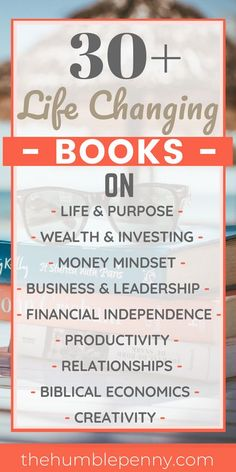 These bestselling books to read have Truly Transformed by life from Wealth Growth to the pursuit of a Purposeful Life. I Wholeheartedly Recommend every single one if you're pursuing a life of Personal Success that leads to many Personal Freedoms including Life Changing Books, Life Changing Quotes, Best Books To Read, Good Books, Books To Read In Your 20s, Mantra, Personal Development Books, Finance Books, Thing 1