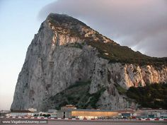 """Rock of Gibraltar - as a saying in """"Perfect"""""""
