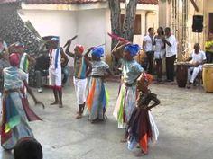 OYA, niños. Gran palenque La Habana 2011