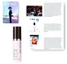 Revista Avenue Illustrated marzo 2016. Sérum Perfeccionador TimeWise.  #MaryKay #MaryKayEspaña #Belleza #Piel #Revista #Revistas #Medios