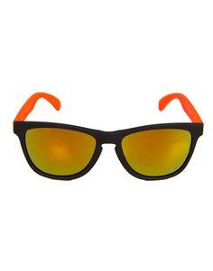 Mirror Mirror Sunglasses - Orange