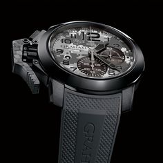 Graham Chronofighter Oversize Navy Seal Foundation
